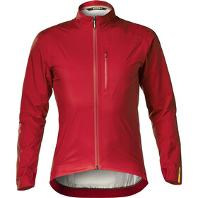 Mavic Essential H2O Jacket Herren haute red